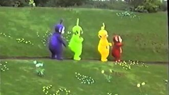 Teletubbies Stamping & Stepping Dance