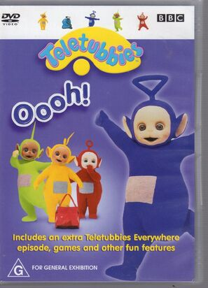 Teletubbies Oooh aus DVD