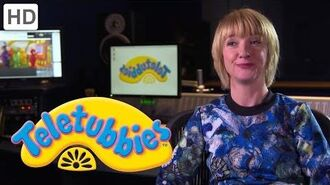 Teletubbies – Interview Jane Horrocks (New Series)