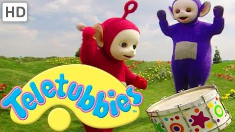 Teletubbies The Grand Old Duke of York - HD Video-0