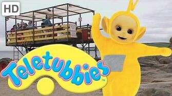 Teletubbies Sea Tractor - HD Video