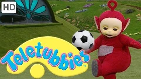 Teletubbies Football - HD Video-0