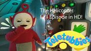 Teletubbies - The Helicopter (HD)