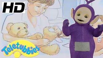 ★Teletubbies classic ★ English Episodes ★ Cuddle's Poor Paw ★ Full Episode (S11E264) - HD