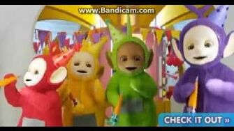 A new Teletubbies on ABC KIDS promo!