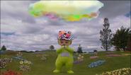 Magic Flower Cloud