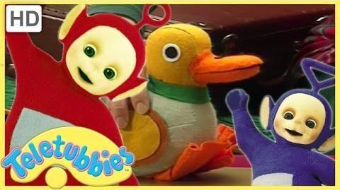 Teletubbies Full Episodes - Naughty Duck Teletubbies English Episodes