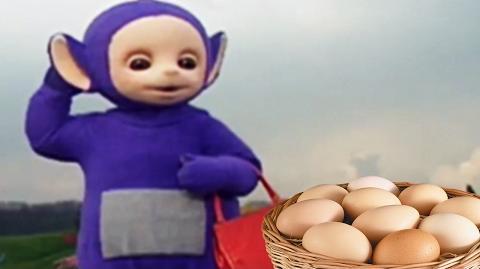 Teletubbies Boys & Eggs 186 Cartoons for Children