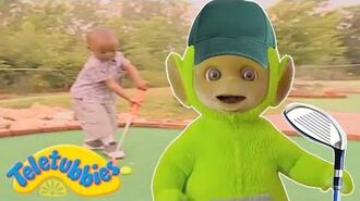 ★Teletubbies English Episodes★ Crazy Golf (USA) ★ Full Episode - HD (S14E360)