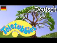 Teletubbies auf Deutsch- Malen Kaktus