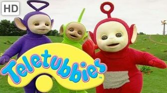 Teletubbies Naughty Snake - HD Video