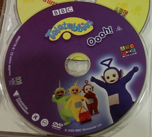 Oooh dvd