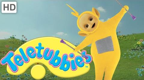 Teletubbies Twirlers - HD Video