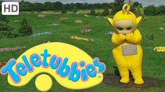 Teletubbies Mud Hole - HD Video
