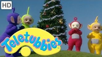Teletubbies- Christmas Tree - HD Video