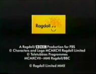 Ragdoll 2001 for PBS Logo 2
