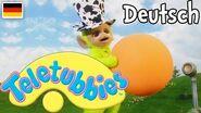 Teletubbies auf Deutsch- Tiere in Strandtümpeln