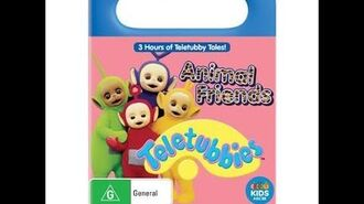 Teletubbies - Animal Friends (8 Episodes)