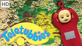 Teletubbies Trickle Painting - Full Episode
