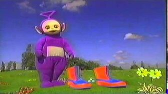Teletubbies - It's Time to Wear Your Boots!