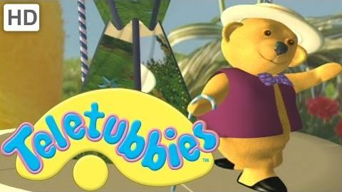 Teletubbies Magical Event The Dancing Bear - Clip