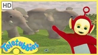 ★Teletubbies classic ★ English Episodes ★ African Dance (South Africa) ★ Full Episode (S14E355) HD