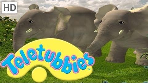 Teletubbies Magical Event Animal Parade - Clip