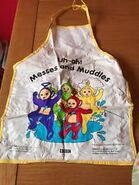 Uh-Oh Messes and Muddles Apron