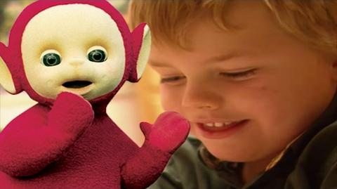 Teletubbies Putting Angus to bed 780 Cartoons for Children