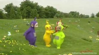 Teletubbies-running away dance -full hd fixed-