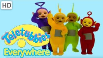 Teletubbies Everywhere- Dung Beetles (South Africa) - Full Episode
