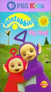 Teletubbies Big Hug VHS