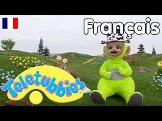 Les Teletubbies- Peindre des Balançoires - Saison 2, Épisode 37
