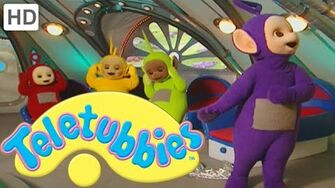 Teletubbies Move with the Drum - Full Episode