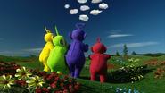 Little Bo Peep - Clouds 1