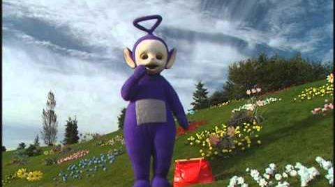 Here come the Teletubbies