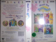 Meet the Teletubbies AUS VHS
