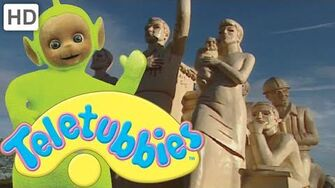 Teletubbies Statues - Full Episode