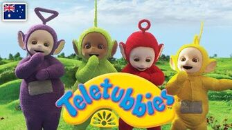 Teletubbies NEW Teletubbies on ABC Kids Australia!