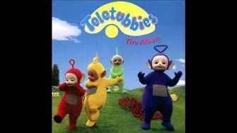 Teletubbies - The Album - Full CD (1998)