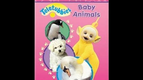 Teletubbies- Baby Animals