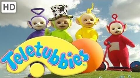 Teletubbies Josie''s Pots - HD Video