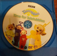 Time for Teletubbies Disc