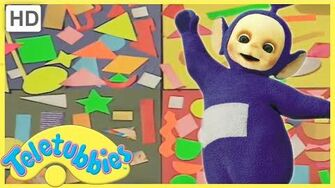 ★Teletubbies classic ★ English Episodes ★ Making Mosaics ★ Full Episode (S10E249) - HD