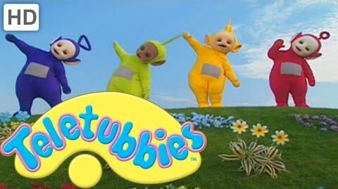 Teletubbies Samira's Gymnastics - Full Episode