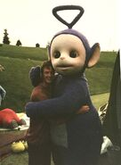 Phil Mash and Tinky Winky