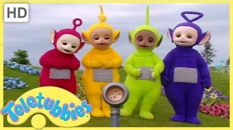 Teletubbies Full Episode - Stop and Go Series 4, Episode 95