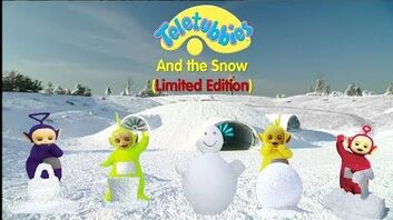 Teletubbies and the Snow (Limited Edition) (2002 Re-release)