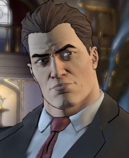 ... Harvey Dent - Batman, The Animated Series by AgatheTLathrop