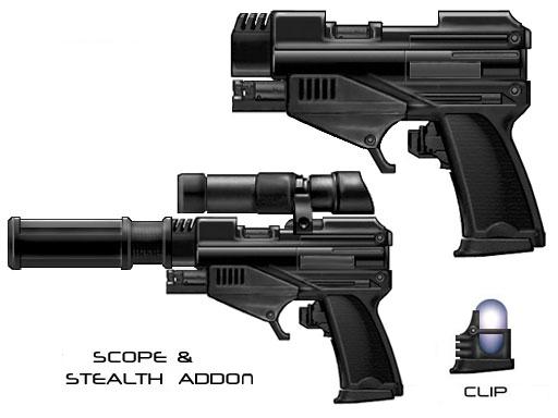 Image - Blaster Pistol Concept 1.jpg | Twilight Templars ...